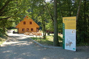 Dům přírody Blaníku